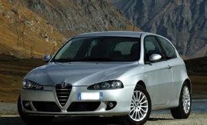Alfa Romeo 147 1.9 JTD ECU Remap