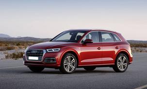 Audi Q5 2.0 TFSI ECU remap