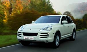 Porsche Cayenne 4.8 Turbo ECU Remap