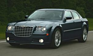 Chrysler 300C 3.0 V6 CRD ECU remap