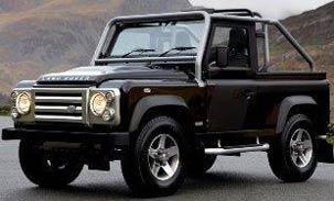 Land Rover Defender 2.4 TDCI ECU Remap