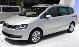 Volkswagen-Sharan