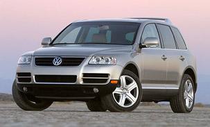 VW Touareg 3.0 TDI V6 ECU Remap