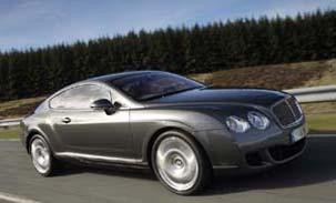 Bentley Continental GT 4.0 V8 ECU Remap