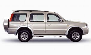 Ford US Everest