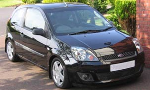 Ford Fiesta VI 1.6 TDCI ECU remap