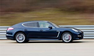 Porsche Panamera 4.8 V8 Turbo ECU remap
