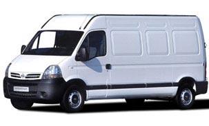 Nissan-Interstar-Van