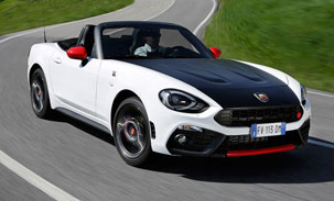 abarth 124 spider ecu remapping and programming dpf. Black Bedroom Furniture Sets. Home Design Ideas