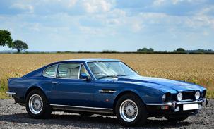 Aston Martin Coupe V8