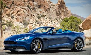 Aston Martin Vanquish V12 Volante