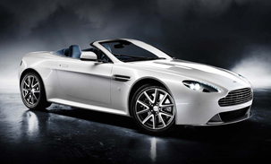 Aston Martin Vantage S V8 Roadster