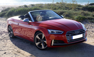 Audi S5 Cabriolet - ECU Remapping and Programming | DPF Solution