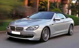 BMW 6 Series Cabriolet