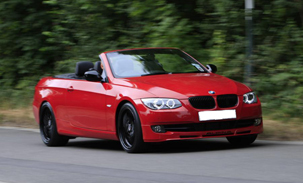 BMW B3S Cabriolet