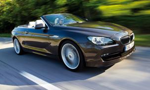 BMW B6 Cabriolet