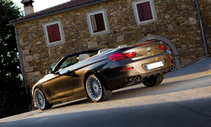 BMW B6S Cabriolet