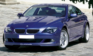 BMW B6S Coupe