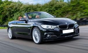 BMW D4 Convertible