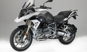 BMW R1200 GS Touring Edition