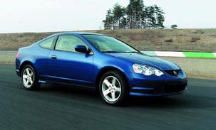 Honda Integra Coupe