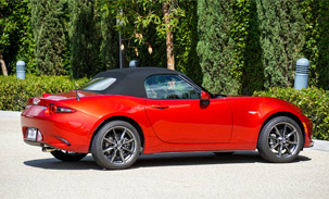 Mazda MX-5 Soft-top