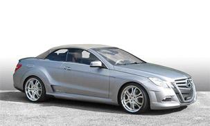 Mercedes-Benz E Class Cabriolet