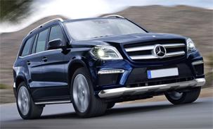 Mercedes-Benz GL Class