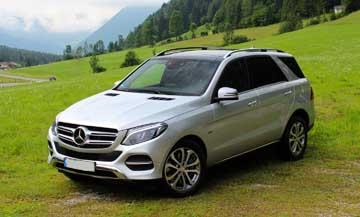 Mercedes-Benz GLE Class Hybrid
