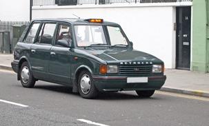 Metrocab Taxi