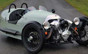 Morgan 3 Wheeler Roadster