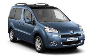 Peugeot Partner Tepee Premier