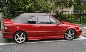 Rover Cabriolet