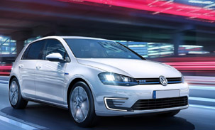 Volkswagen Golf Plug In Hybrid