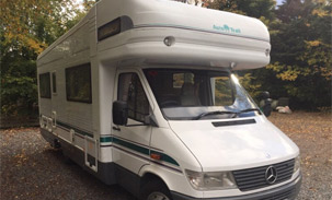 Auto-Trail Sprinter