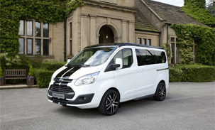 Ford Transit Connect Tourneo