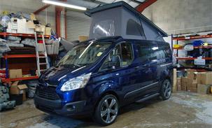 Ford Transit Custom Tourneo