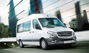 Mercedes-Benz Sprinter Traveliner