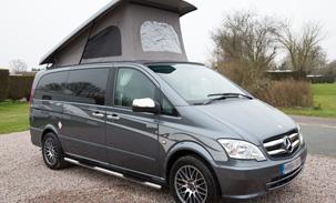 Mercedes-Benz Vito Traveliner