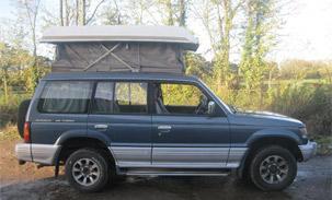 Mitsubishi Shogun Pinin