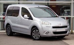 Peugeot Partner Tepee Horizon