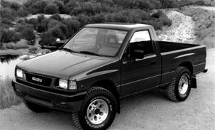 Isuzu TF Pickup