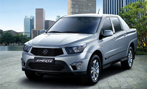 SsangYong Sports Pick up