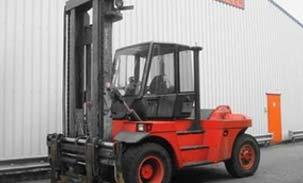 Linde AG Forklift
