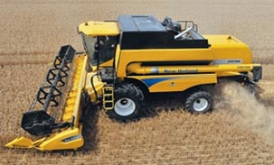 New Holland CSX