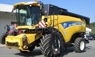 New Holland CX
