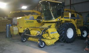 New Holland FX