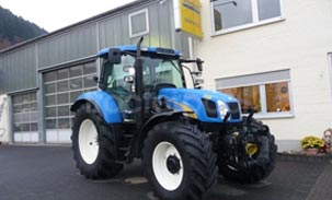 New Holland TS