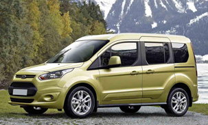 Ford Tourneo Connect Freedom