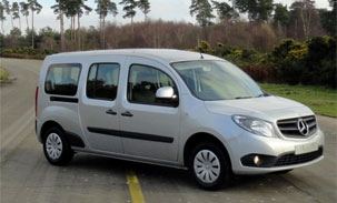 Mercedes-Benz Citan Traveliner